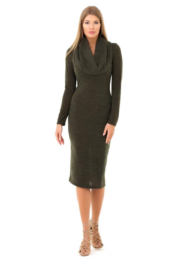 Платье XARIZMASПлатья<br><br><br>Размер RU: 46<br>Пол: Женский<br>Возраст: Взрослый<br>Материал: эластан 5%, полиэстер 95%<br>Цвет: Зелёный