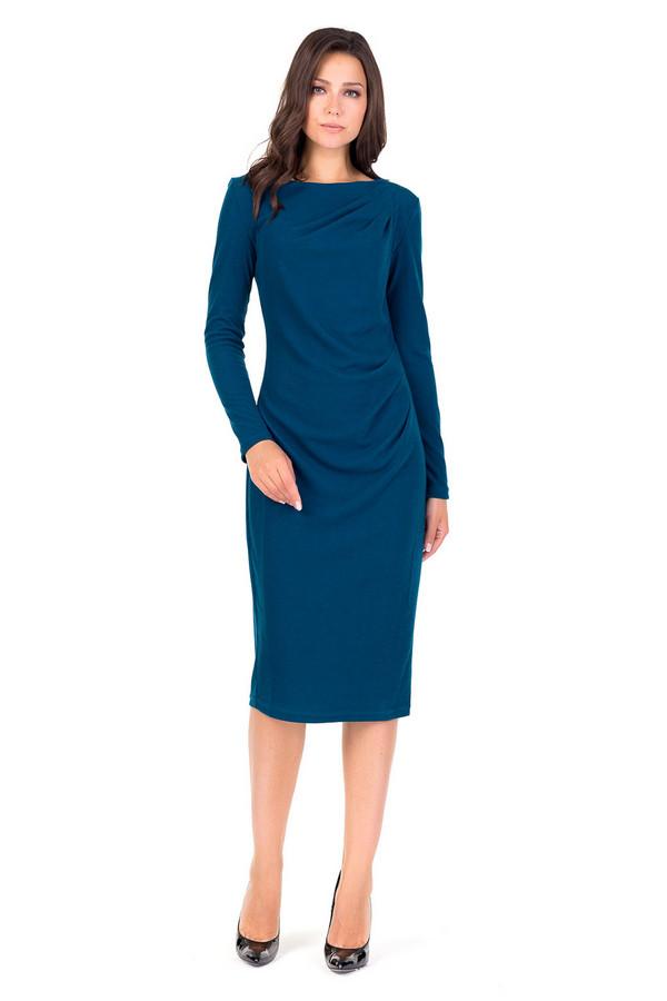 Платье XARIZMASПлатья<br><br><br>Размер RU: 42<br>Пол: Женский<br>Возраст: Взрослый<br>Материал: эластан 6%, полиэстер 69%, вискоза 25%<br>Цвет: Зелёный