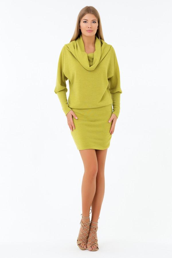 Платье XARIZMASПлатья<br><br><br>Размер RU: 42<br>Пол: Женский<br>Возраст: Взрослый<br>Материал: эластан 5%, полиэстер 95%<br>Цвет: Жёлтый