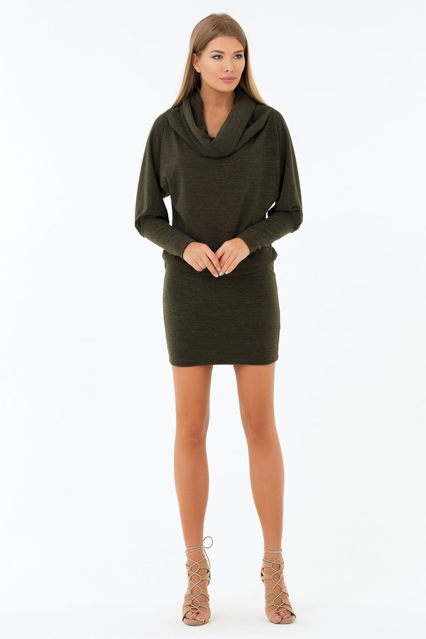 Платье XARIZMASПлатья<br><br><br>Размер RU: 42<br>Пол: Женский<br>Возраст: Взрослый<br>Материал: эластан 5%, полиэстер 95%<br>Цвет: Зелёный