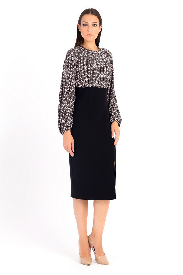 Платье XARIZMASПлатья<br><br><br>Размер RU: 40<br>Пол: Женский<br>Возраст: Взрослый<br>Материал: эластан 5%, вискоза 30%, полиэстер 65%<br>Цвет: Серый