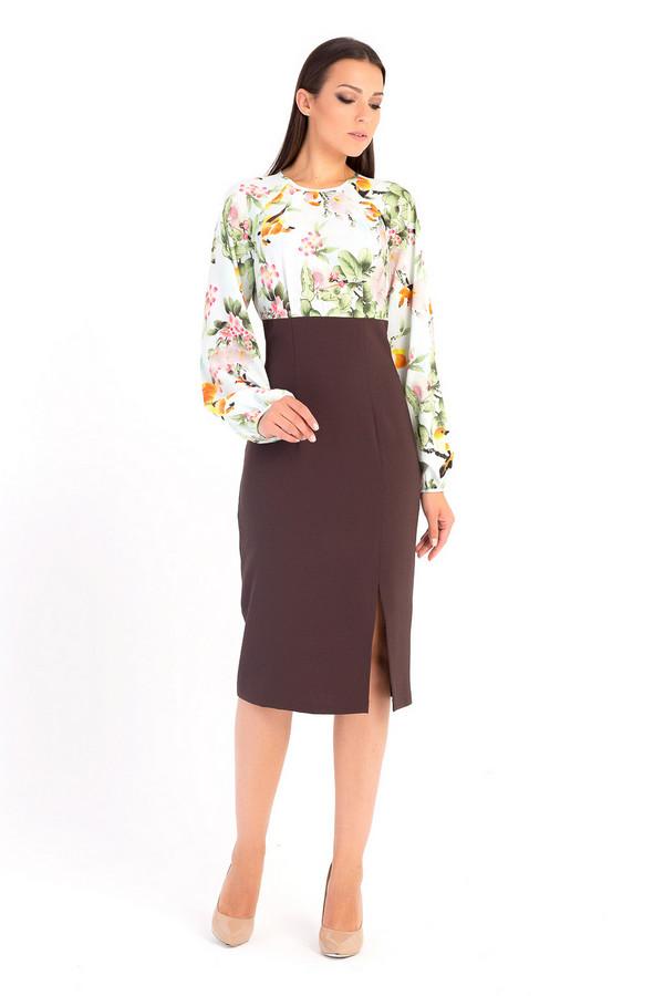Платье XARIZMASПлатья<br><br><br>Размер RU: 42<br>Пол: Женский<br>Возраст: Взрослый<br>Материал: эластан 5%, вискоза 30%, полиэстер 65%<br>Цвет: Разноцветный
