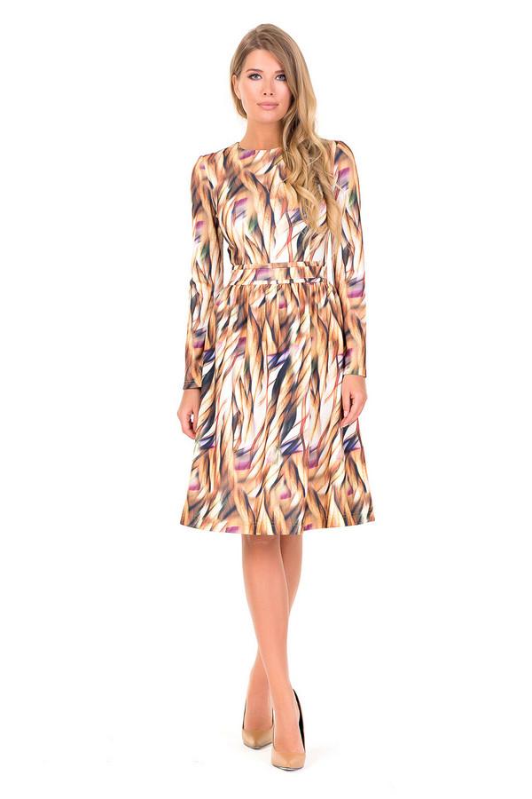 Платье XARIZMASПлатья<br><br><br>Размер RU: 40<br>Пол: Женский<br>Возраст: Взрослый<br>Материал: полиэстер 94%, спандекс 6%<br>Цвет: Разноцветный