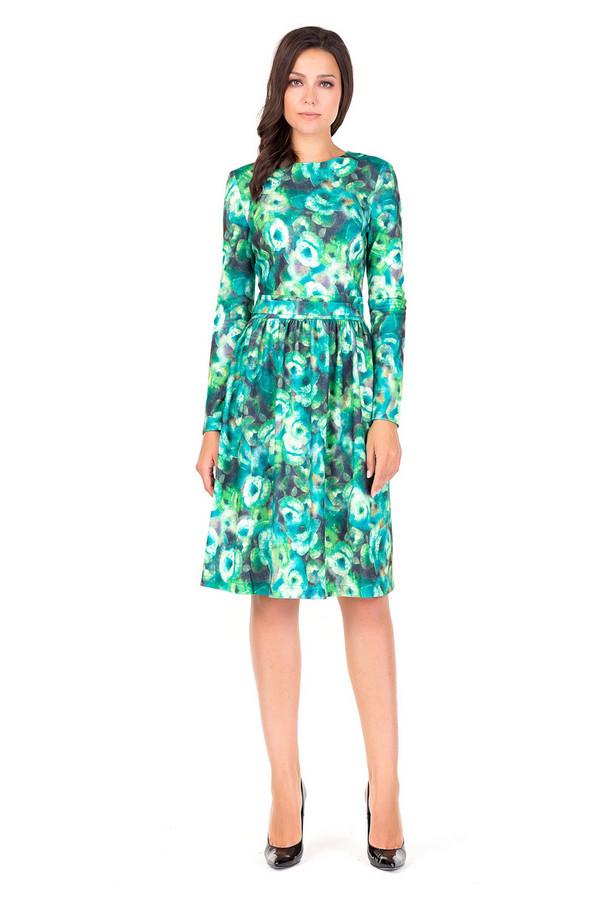Платье XARIZMASПлатья<br><br><br>Размер RU: 46<br>Пол: Женский<br>Возраст: Взрослый<br>Материал: полиэстер 94%, спандекс 6%<br>Цвет: Разноцветный