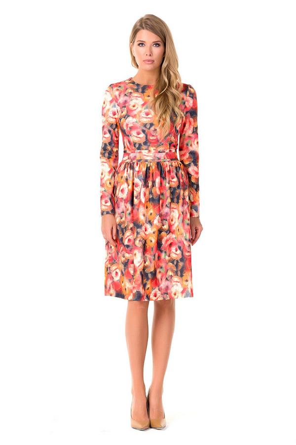 Платье XARIZMASПлатья<br><br><br>Размер RU: 42<br>Пол: Женский<br>Возраст: Взрослый<br>Материал: полиэстер 94%, спандекс 6%<br>Цвет: Разноцветный
