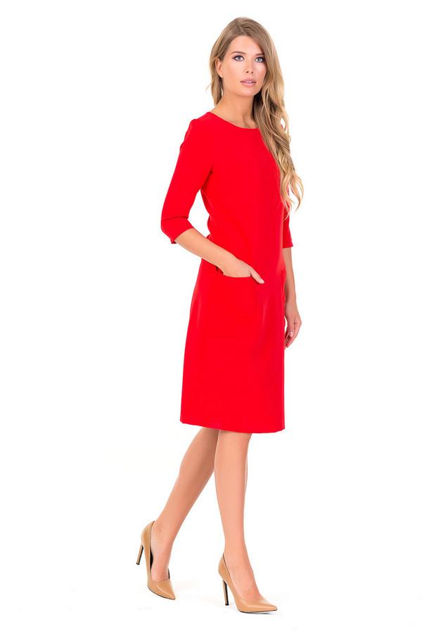Платье XARIZMASПлатья<br><br><br>Размер RU: 46<br>Пол: Женский<br>Возраст: Взрослый<br>Материал: полиэстер 94%, спандекс 6%<br>Цвет: Красный