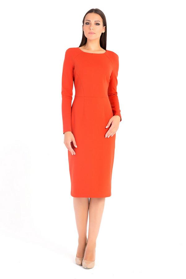 Платье XARIZMASПлатья<br><br><br>Размер RU: 46<br>Пол: Женский<br>Возраст: Взрослый<br>Материал: эластан 5%, полиэстер 35%, вискоза 60%<br>Цвет: Оранжевый
