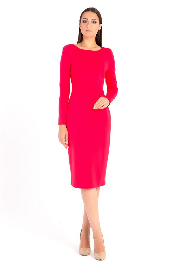 Платье XARIZMASПлатья<br><br><br>Размер RU: 44<br>Пол: Женский<br>Возраст: Взрослый<br>Материал: эластан 5%, полиэстер 35%, вискоза 60%<br>Цвет: Красный