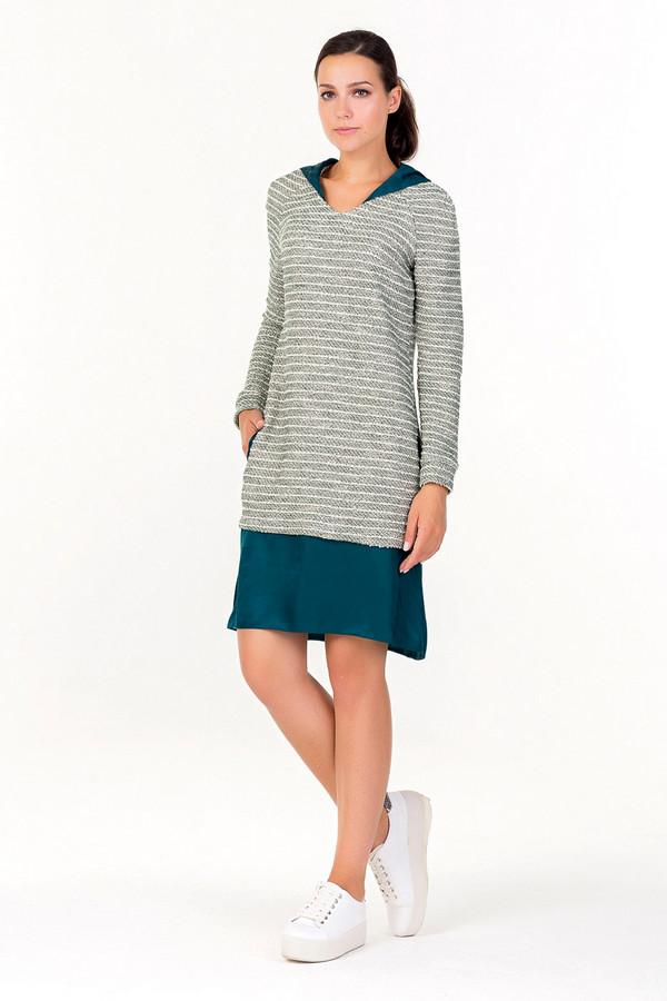 Платье XARIZMASПлатья<br><br><br>Размер RU: 42<br>Пол: Женский<br>Возраст: Взрослый<br>Материал: эластан 5%, полиэстер 25%, хлопок 70%<br>Цвет: Серый