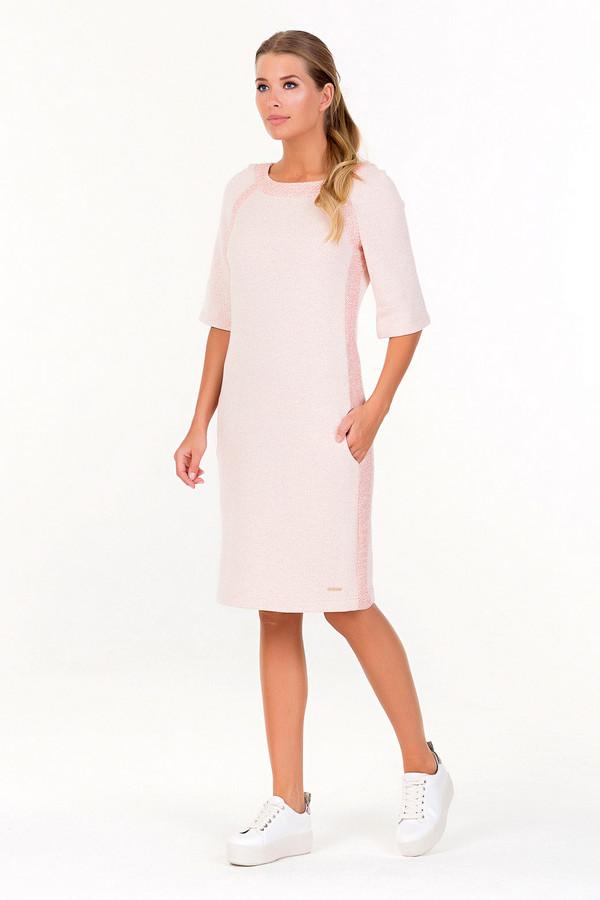 Платье XARIZMASПлатья<br><br><br>Размер RU: 42<br>Пол: Женский<br>Возраст: Взрослый<br>Материал: эластан 5%, полиэстер 25%, хлопок 70%<br>Цвет: Розовый