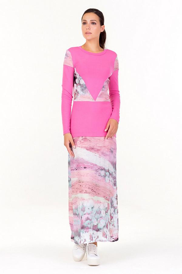Платье XARIZMASПлатья<br><br><br>Размер RU: 42<br>Пол: Женский<br>Возраст: Взрослый<br>Материал: эластан 5%, вискоза 95%<br>Цвет: Белый