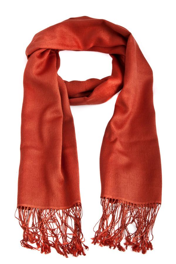 Шарф PassigattiШарфы<br>Яркий шарф Passigatti насыщенного оранживого цвета. Изделие дополнено бахромой на концах и выполнено из качественного материала.<br><br>Размер RU: один размер<br>Пол: Женский<br>Возраст: Взрослый<br>Материал: шерсть 45%, шелк 55%<br>Цвет: Оранжевый