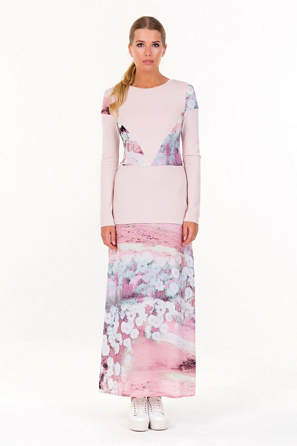 Платье XARIZMASПлатья<br><br><br>Размер RU: 44<br>Пол: Женский<br>Возраст: Взрослый<br>Материал: эластан 5%, вискоза 95%<br>Цвет: Голубой