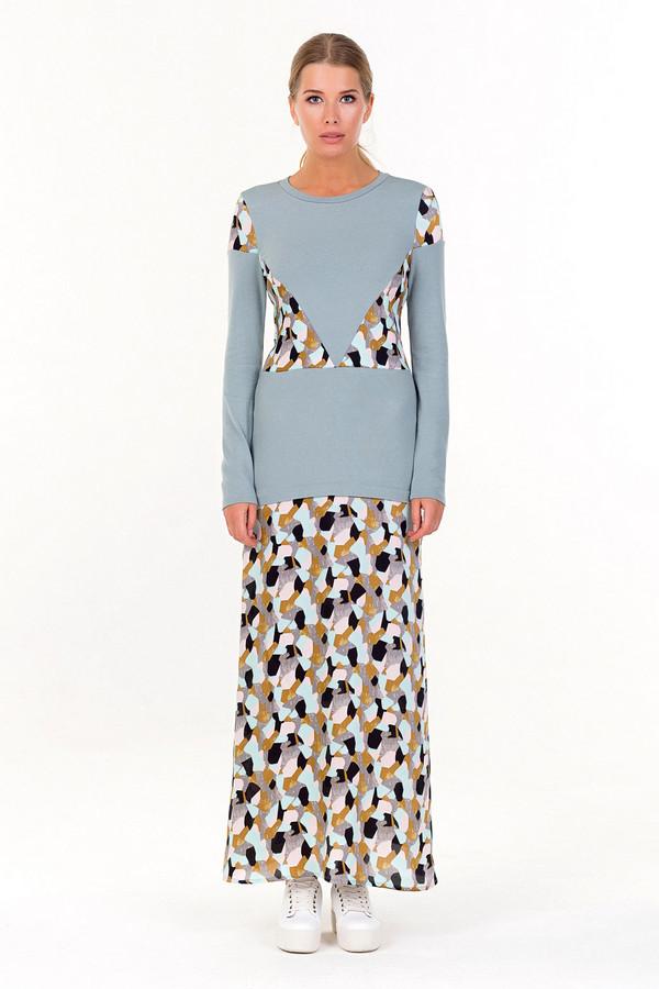 Платье XARIZMASПлатья<br><br><br>Размер RU: 46<br>Пол: Женский<br>Возраст: Взрослый<br>Материал: эластан 5%, вискоза 95%<br>Цвет: Разноцветный