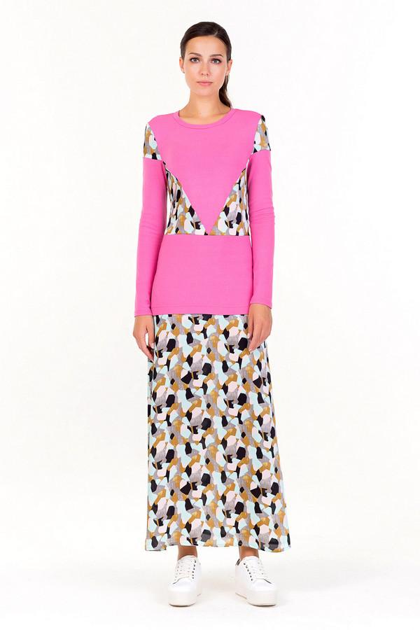 Платье XARIZMASПлатья<br><br><br>Размер RU: 40<br>Пол: Женский<br>Возраст: Взрослый<br>Материал: эластан 5%, вискоза 95%<br>Цвет: Разноцветный