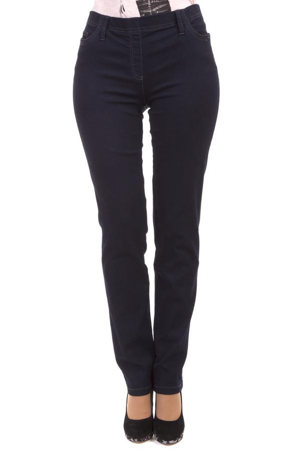 Классические джинсы MicheleКлассические джинсы<br>Стильные джеггинсы Michele темно-синего цвета на без ширинки. В пояс этих джеггинсов вшита резинка, а состав материала полусинтетический, поэтому они хорошо тянутся и идеально садятся по фигуре. Джеггинсы, особенно темные, всегда очень стильно выглядят, подчеркивают прекрасные изгибы женственной фигуры и стройнят, поэтому так популярны в последние годы.<br><br>Размер RU: 48<br>Пол: Женский<br>Возраст: Взрослый<br>Материал: эластан 4%, хлопок 65%, полиэстер 31%<br>Цвет: Синий