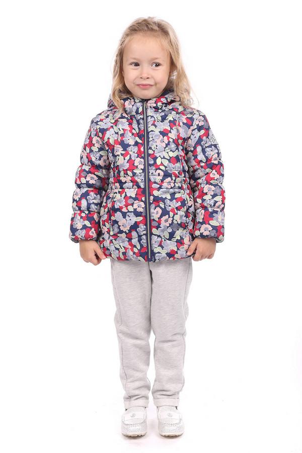 Куртка Tom TailorКуртки<br><br><br>Размер RU: 32-34;128-134<br>Пол: Женский<br>Возраст: Детский<br>Материал: см. на вшивном ярлыке 0%<br>Цвет: Разноцветный