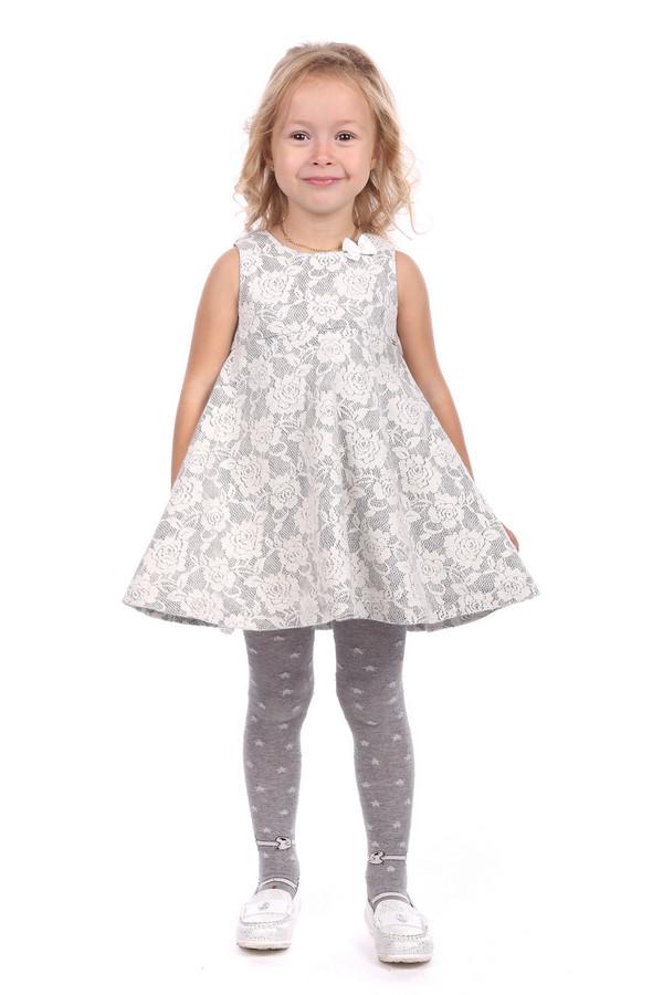 Платье SarabandaПлатья<br><br><br>Размер RU: 30;122<br>Пол: Женский<br>Возраст: Детский<br>Материал: см. на вшивном ярлыке 0%<br>Цвет: Разноцветный