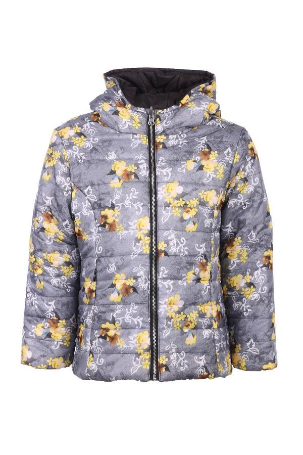 куртка sarabanda для девочки, разноцветная