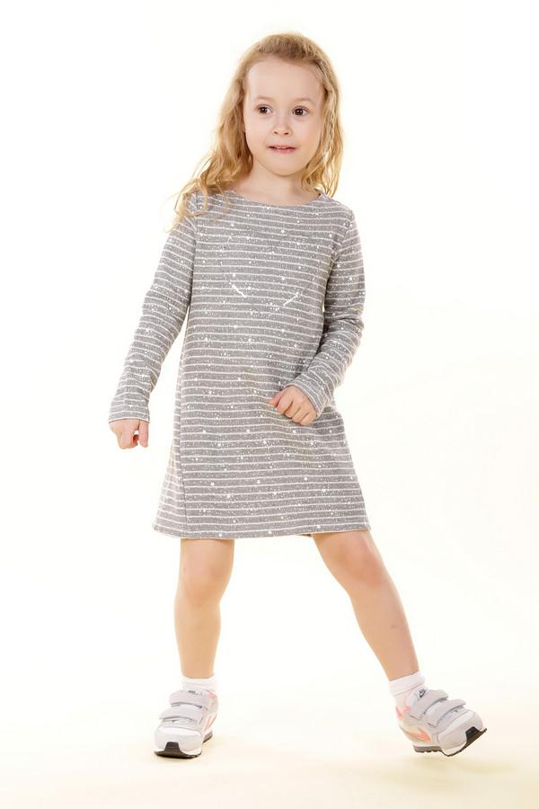 Платье s.OliverПлатья<br><br><br>Размер RU: 32;128<br>Пол: Женский<br>Возраст: Детский<br>Материал: хлопок 100%<br>Цвет: Разноцветный