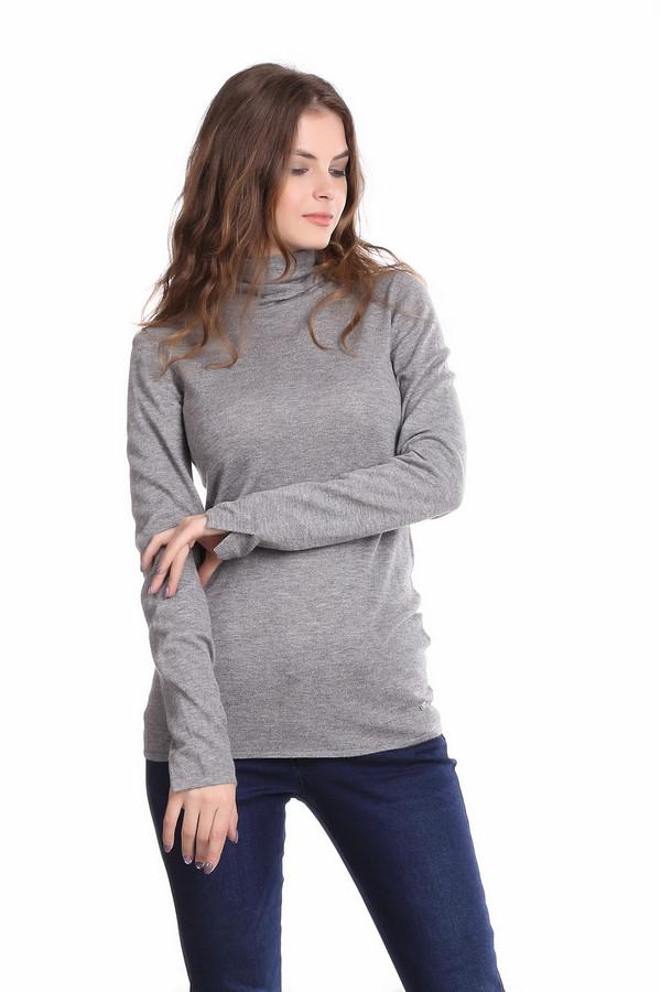 Пуловер MonariПуловеры<br><br><br>Размер RU: 48<br>Пол: Женский<br>Возраст: Взрослый<br>Материал: полиамид 40%, вискоза 40%, хлопок 20%<br>Цвет: Серый