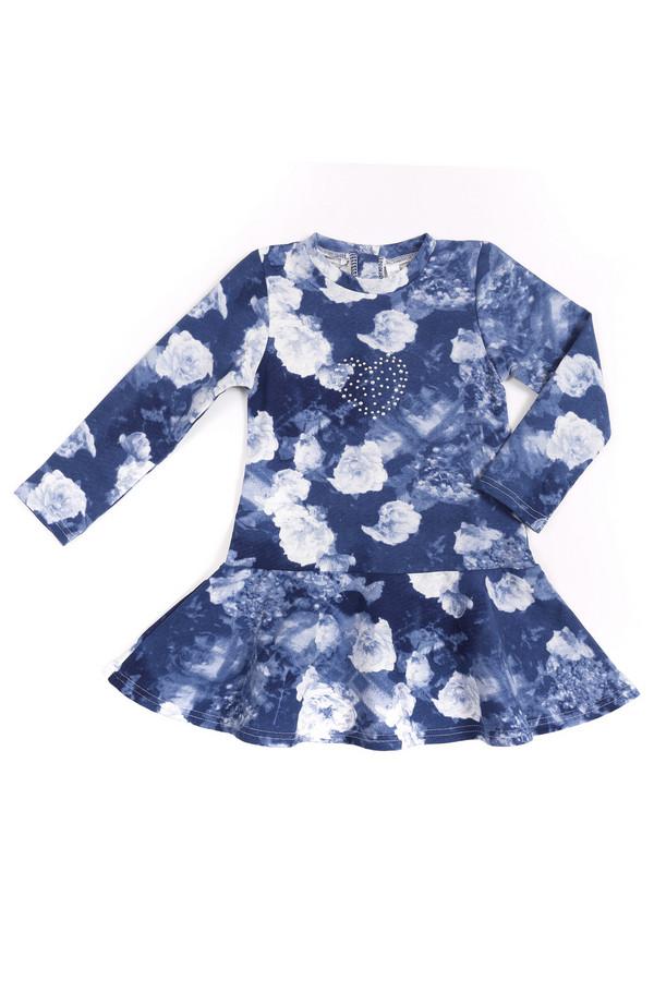 Платье SarabandaПлатья<br><br><br>Размер RU: 30;116<br>Пол: Женский<br>Возраст: Детский<br>Материал: см. на вшивном ярлыке 0%<br>Цвет: Разноцветный