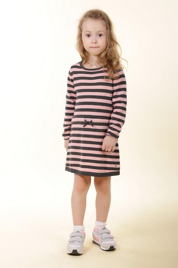 платье tom tailor для девочки, разноцветное