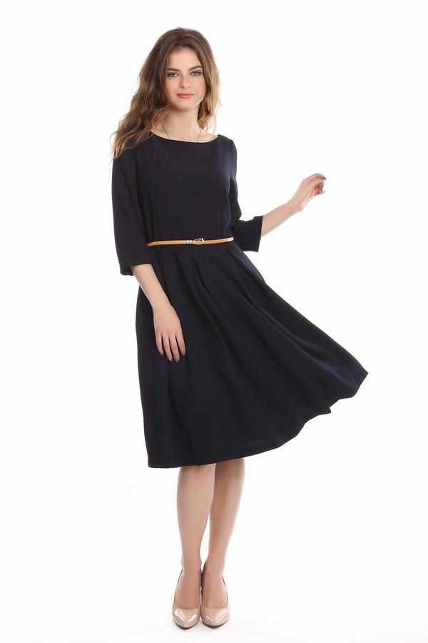 Платье ArgentПлатья<br><br><br>Размер RU: 44<br>Пол: Женский<br>Возраст: Взрослый<br>Материал: полиэстер 30%, вискоза 65%, лайкра 5%<br>Цвет: Синий