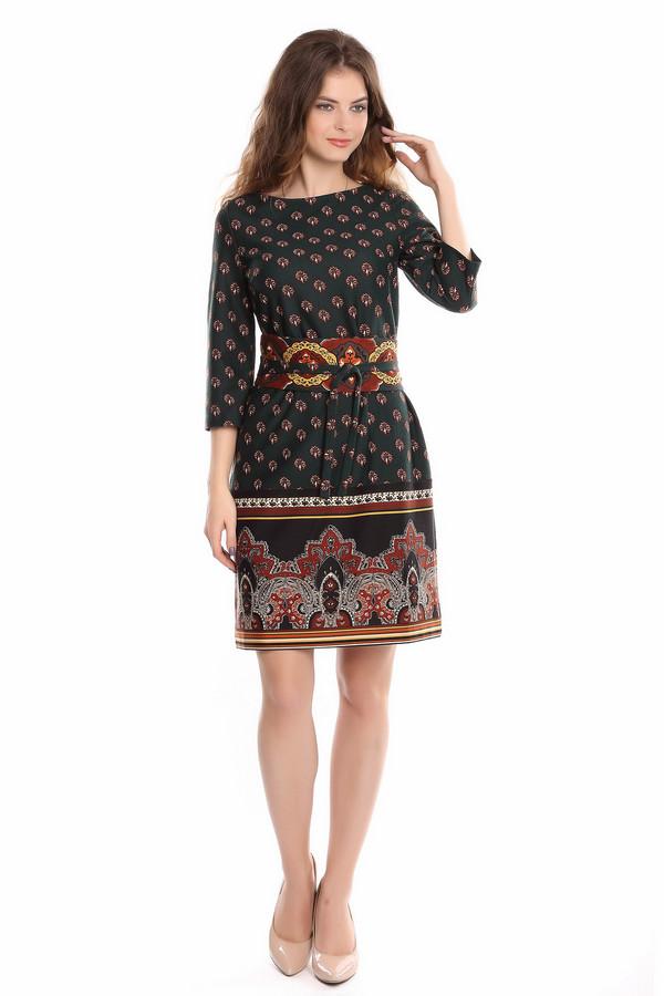 Платье ArgentПлатья<br><br><br>Размер RU: 54<br>Пол: Женский<br>Возраст: Взрослый<br>Материал: полиэстер 30%, вискоза 65%, лайкра 5%<br>Цвет: Коричневый