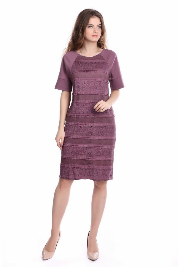 Платье ArgentПлатья<br><br><br>Размер RU: 46<br>Пол: Женский<br>Возраст: Взрослый<br>Материал: полиэстер 30%, вискоза 65%, лайкра 5%<br>Цвет: Сиреневый
