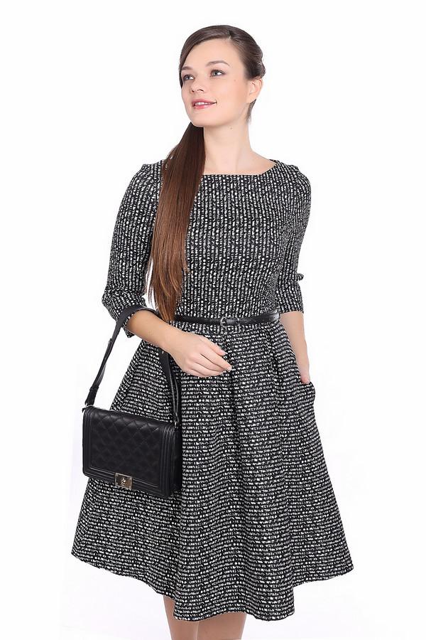 Платье ArgentПлатья<br><br><br>Размер RU: 46<br>Пол: Женский<br>Возраст: Взрослый<br>Материал: полиэстер 30%, вискоза 65%, лайкра 5%<br>Цвет: Белый