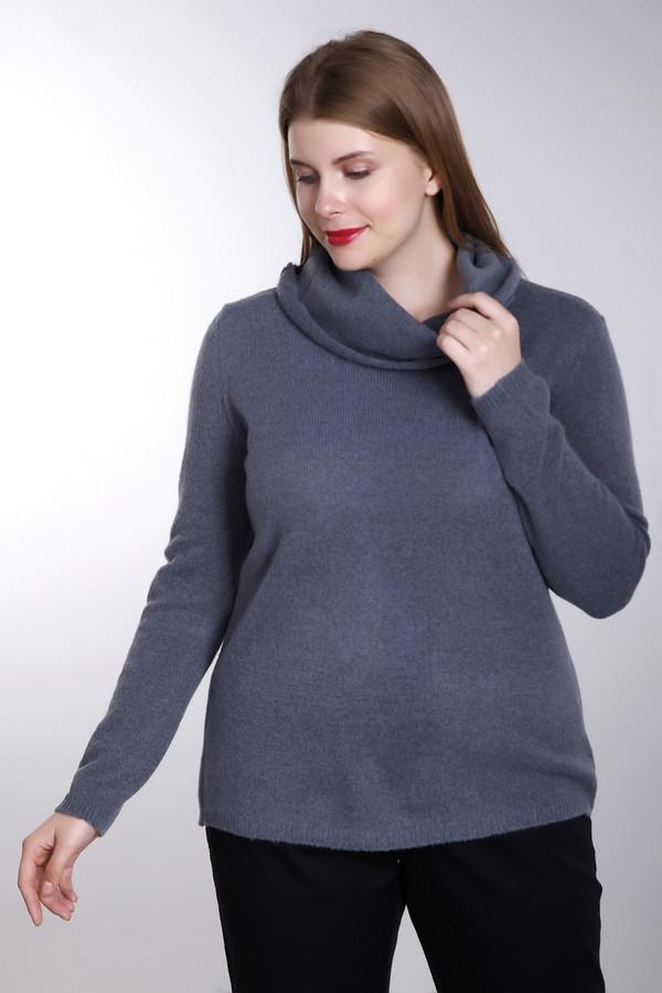 Пуловер Betty BarclayПуловеры<br><br><br>Размер RU: 52<br>Пол: Женский<br>Возраст: Взрослый<br>Материал: полиэстер 28%, шерсть 14%, полиакрил 58%<br>Цвет: Серый