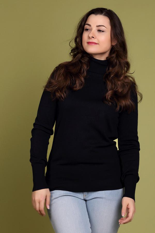 Пуловер Betty BarclayПуловеры<br><br><br>Размер RU: 48<br>Пол: Женский<br>Возраст: Взрослый<br>Материал: полиамид 28%, вискоза 72%<br>Цвет: Чёрный