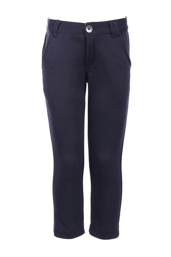 брюки brums для мальчика, синие
