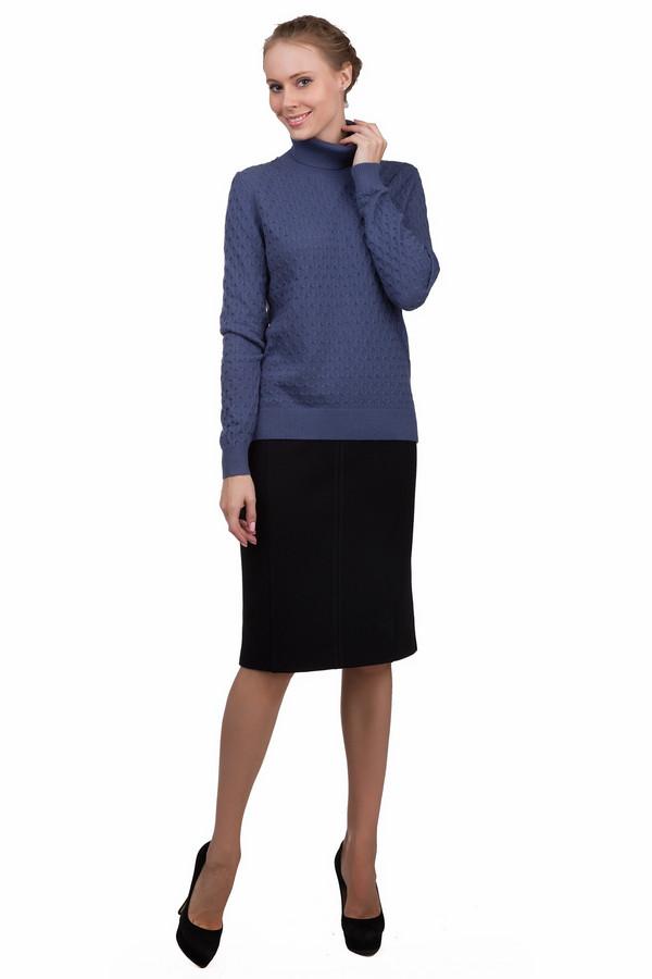 Юбка MicheleЮбки<br>Классическая юбка-карандаш черного цвета. Такие юбки это неотъемлемая часть строгого офисного гардероба, поэтому должна быть в шкафу как у молодой девушки, так и у солидной взрослой дамы. Такие юбки всегда придают деловитости и серьезности вашему образу. Их принято носить с  белыми рубашками ,  водолазками  или женственными  блузами , но в последние годы стало модно комбинировать их даже со спортивными  футболками .<br><br>Размер RU: 48<br>Пол: Женский<br>Возраст: Взрослый<br>Материал: эластан 5%, полиамид 27%, вискоза 68%<br>Цвет: Чёрный
