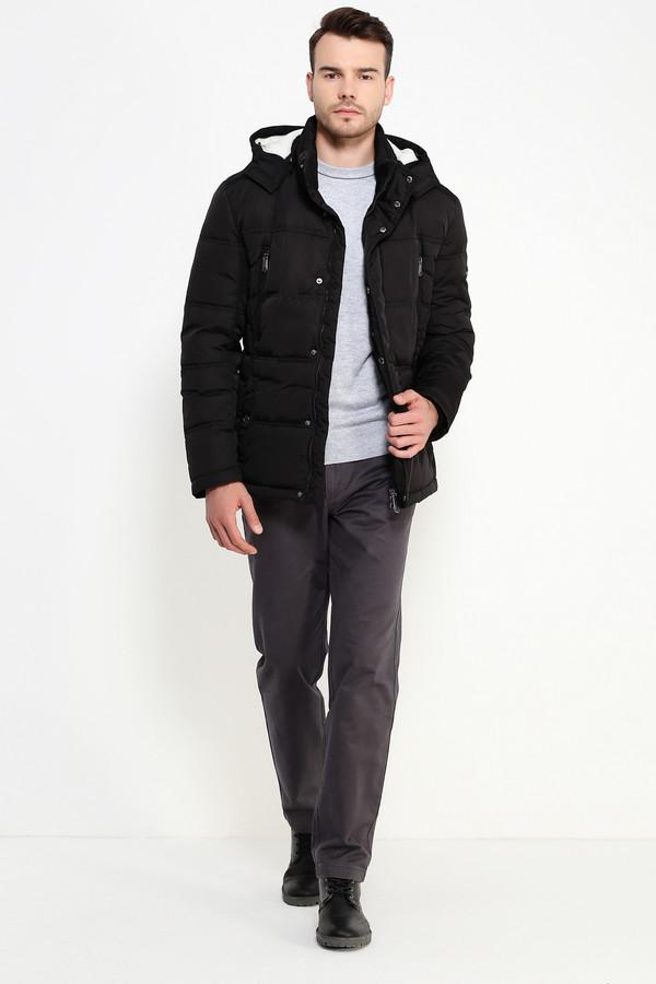 Куртка FINN FLAREКуртки<br><br><br>Размер RU: 46<br>Пол: Мужской<br>Возраст: Взрослый<br>Материал: полиэстер 100%, Состав_наполнитель пух 60%, Состав_наполнитель перо 40%<br>Цвет: Чёрный