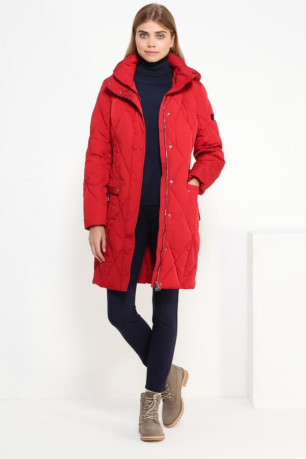 Пальто FINN FLAREПальто<br><br><br>Размер RU: 48<br>Пол: Женский<br>Возраст: Взрослый<br>Материал: полиэстер 100%, Состав_наполнитель пух 90%, Состав_наполнитель перо 10%<br>Цвет: Красный