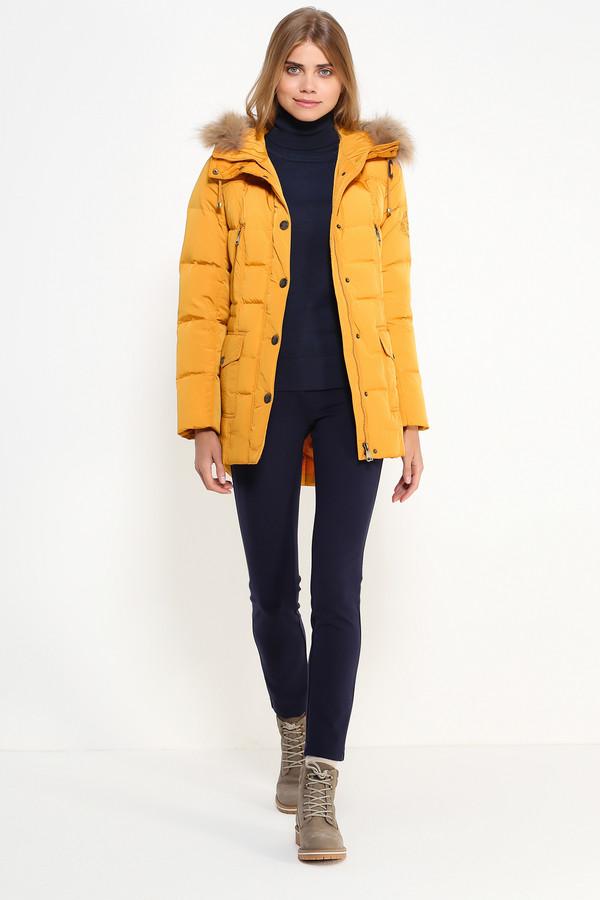 Куртка FINN FLAREКуртки<br><br><br>Размер RU: 48<br>Пол: Женский<br>Возраст: Взрослый<br>Материал: полиэстер 100%, Состав_наполнитель пух 90%, Состав_наполнитель перо 10%<br>Цвет: Жёлтый