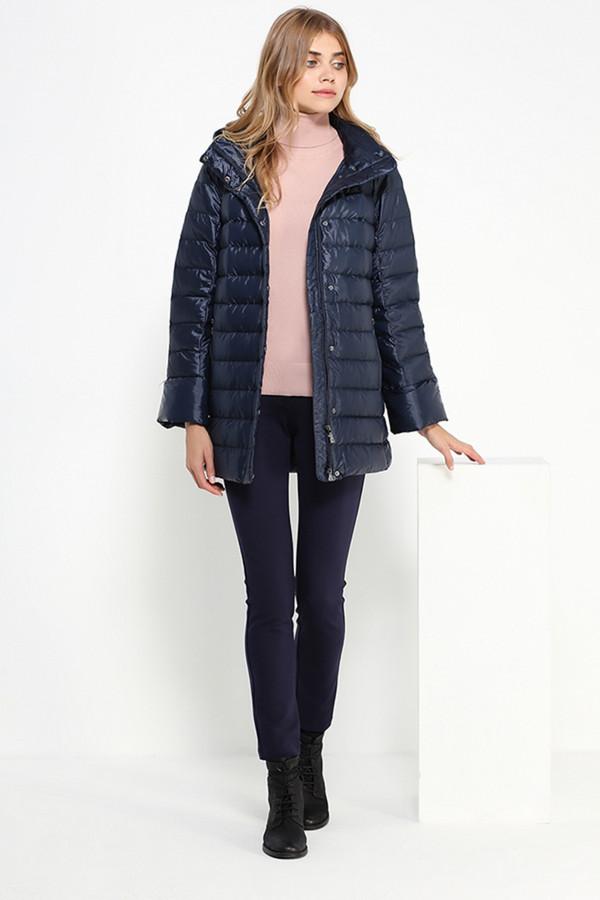 Куртка FINN FLAREКуртки<br><br><br>Размер RU: 42<br>Пол: Женский<br>Возраст: Взрослый<br>Материал: полиэстер 60%, нейлон 40%, Состав_наполнитель пух 100%<br>Цвет: Синий