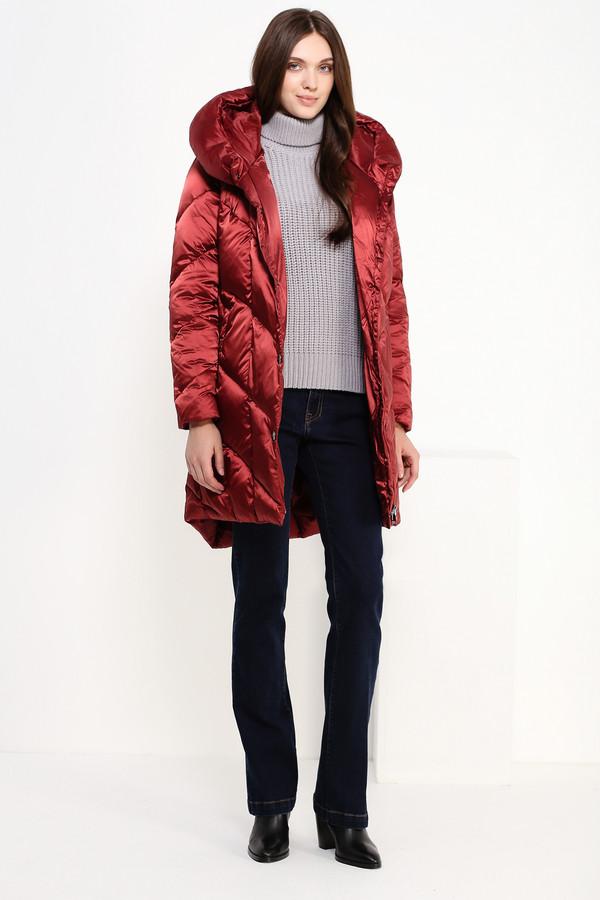 Пальто FINN FLAREПальто<br><br><br>Размер RU: 48<br>Пол: Женский<br>Возраст: Взрослый<br>Материал: полиэстер 60%, нейлон 40%, Состав_наполнитель пух 90%, Состав_наполнитель перо 10%<br>Цвет: Красный