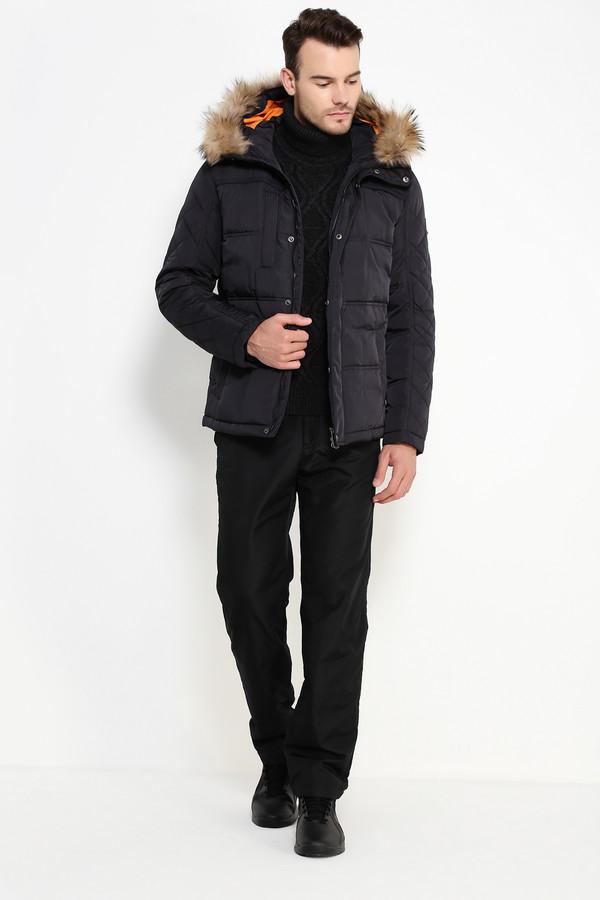 Куртка FINN FLAREКуртки<br><br><br>Размер RU: 54<br>Пол: Мужской<br>Возраст: Взрослый<br>Материал: полиэстер 100%, Состав_наполнитель пух 80%, Состав_наполнитель перо 20%<br>Цвет: Чёрный