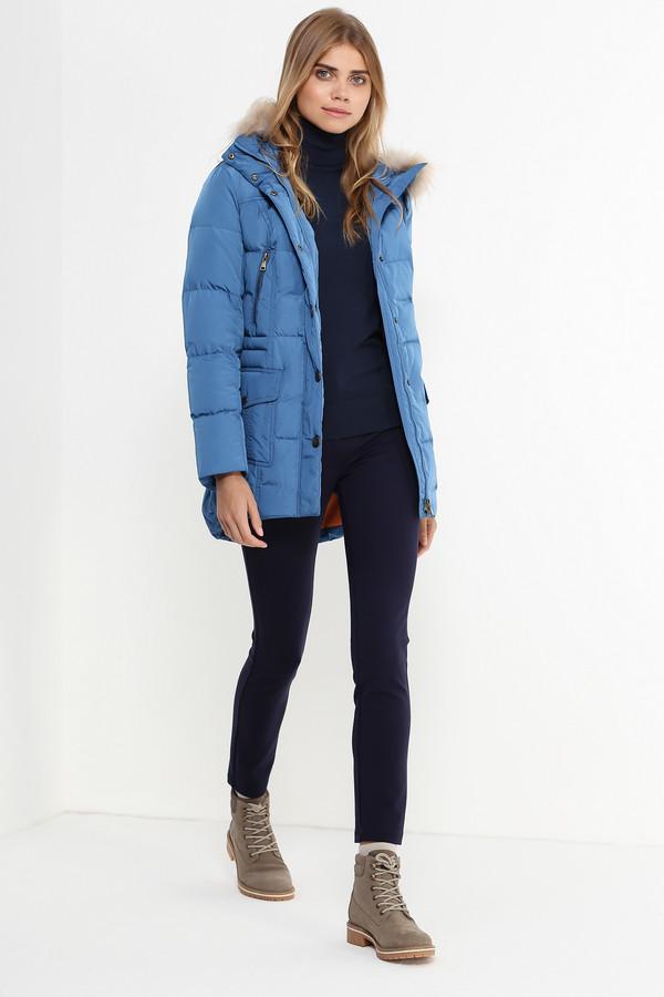 Куртка FINN FLAREКуртки<br><br><br>Размер RU: 44<br>Пол: Женский<br>Возраст: Взрослый<br>Материал: полиэстер 100%, Состав_наполнитель пух 90%, Состав_наполнитель перо 10%<br>Цвет: Голубой