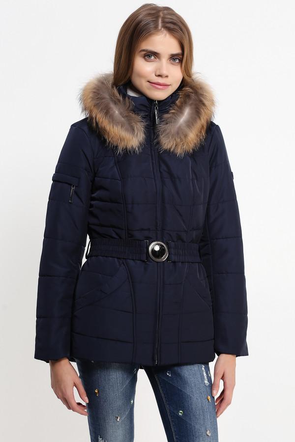 Куртка FINN FLAREКуртки<br><br><br>Размер RU: 44<br>Пол: Женский<br>Возраст: Взрослый<br>Материал: полиэстер 100%, Состав_подкладка полиэстер 100%, Состав_наполнитель полиэстер 100%<br>Цвет: Синий