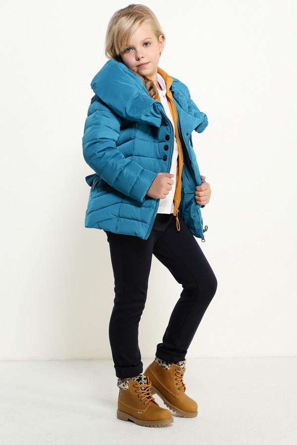 Куртка FINN FLAREКуртки<br><br><br>Размер RU: 38<br>Пол: Женский<br>Возраст: Детский<br>Материал: полиэстер 100%, Состав_подкладка полиэстер 100%, Состав_наполнитель пух 90%, Состав_наполнитель перо 10%<br>Цвет: Голубой
