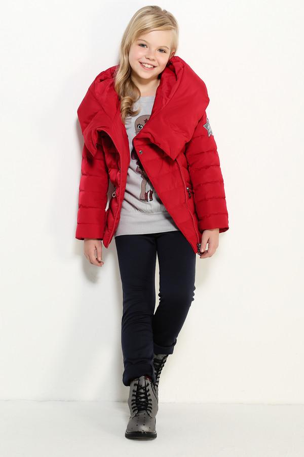 Куртка FINN FLAREКуртки<br><br><br>Размер RU: 30;122<br>Пол: Женский<br>Возраст: Детский<br>Материал: полиэстер 100%, Состав_подкладка полиэстер 100%, Состав_наполнитель пух 90%, Состав_наполнитель перо 10%<br>Цвет: Красный