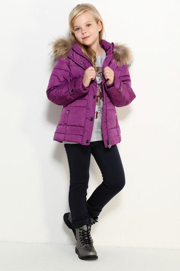 Куртка FINN FLAREКуртки<br><br><br>Размер RU: 40<br>Пол: Женский<br>Возраст: Детский<br>Материал: полиэстер 100%, Состав_подкладка полиэстер 100%, Состав_наполнитель полиэстер 100%<br>Цвет: Фиолетовый