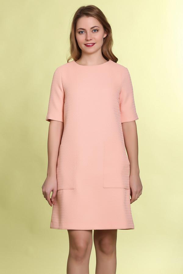Платье MammySizeПлатья<br><br><br>Размер RU: 50<br>Пол: Женский<br>Возраст: Взрослый<br>Материал: полиэстер 100%<br>Цвет: Бежевый