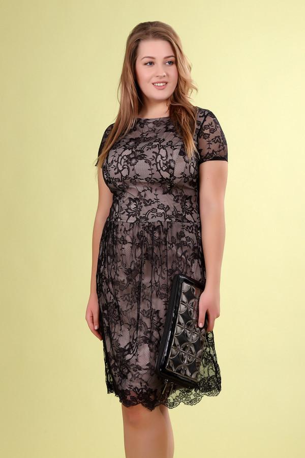 Платье SteilmannПлатья<br><br><br>Размер RU: 44<br>Пол: Женский<br>Возраст: Взрослый<br>Материал: полиамид 100%<br>Цвет: Бежевый