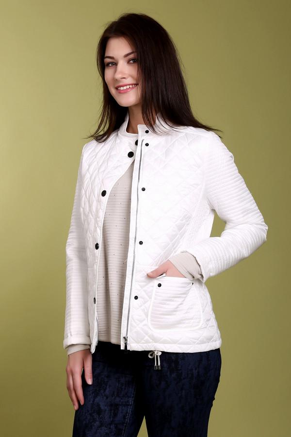 Куртка BaslerКуртки<br><br><br>Размер RU: 42<br>Пол: Женский<br>Возраст: Взрослый<br>Материал: полиамид 100%<br>Цвет: Белый