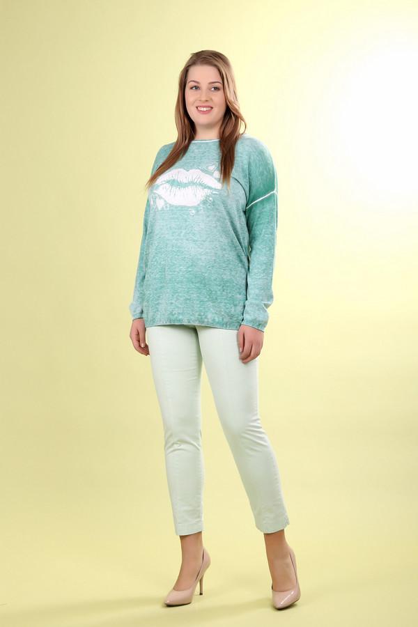 Пуловер Gerry WeberПуловеры<br><br><br>Размер RU: 48<br>Пол: Женский<br>Возраст: Взрослый<br>Материал: хлопок 60%, вискоза 40%<br>Цвет: Белый